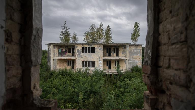 Ez nem Csernobil, ez Szentkirályszabadja
