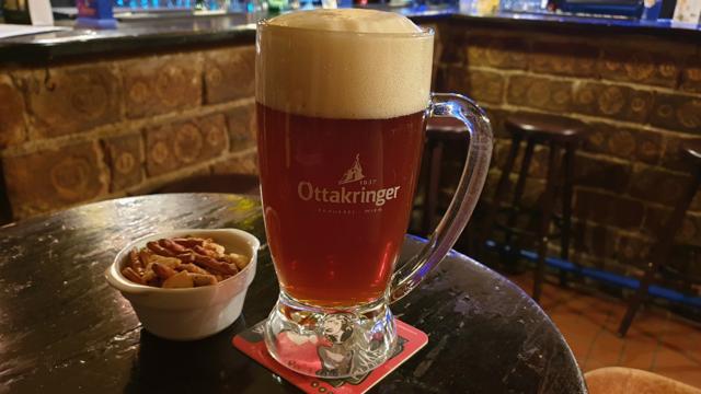 Ottakringer Zwickl Rot - bécsi sörteszt