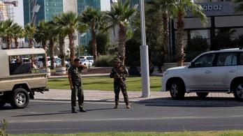Diplomatákra támadtak az iraki Erbilben, legalább egy ember meghalt