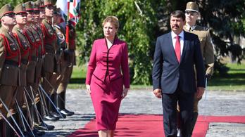 Áder Jánossal emlékezne Trianonra a szlovák köztársági elnök