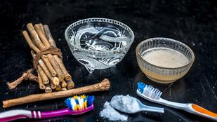 Mivel lehet még fogat mosni a fogkefén kívül?