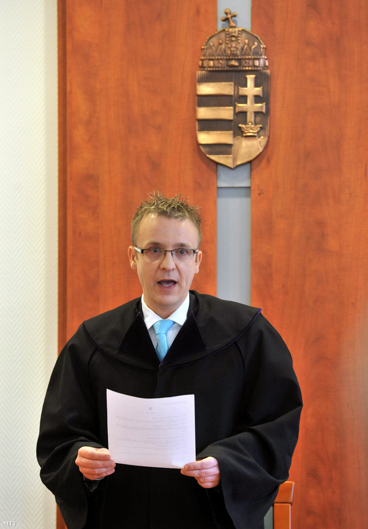 Judge Csaba Vasvári