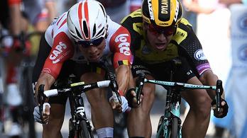 Tour de France: ötödikre összehozta a győzelmet a Zsebrakéta