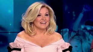 Liptai Claudia közel húsz év kihagyás után újra feltűnik az RTL Klubon