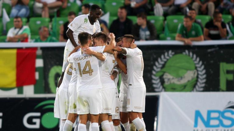 Élőben a Ludogorec–Ferencváros BL-selejtezőjének visszavágója