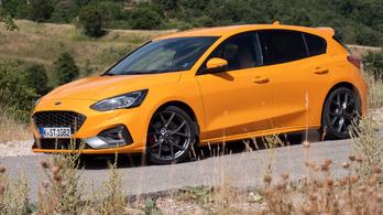 Bemutató: Ford Focus ST – 2019.
