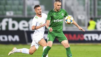 Ludogorec–Ferencváros