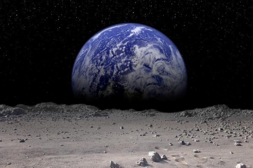 Olyasmi rejtőzhet a Holdon, ami a Földön mindennél értékesebb lehet