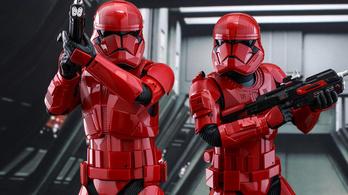 Vörös-fekete rohamosztagosok jönnek az új Star Warsban