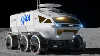 Indul a Toyota holdjárójának fejlesztése
