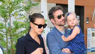 Irina Shayk és Bradley Cooper megállapodtak a gyerekelhelyezéséről