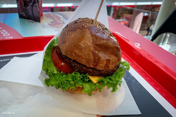 Vega Burger (BelFrit)