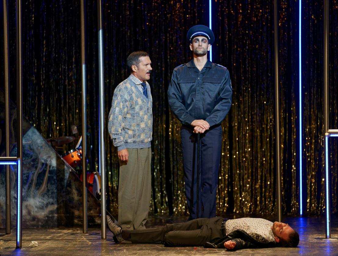 A Chicago című darab Alföldi Róbert rendezésben