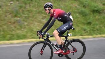 Betegágyán nyerte első Grand Tourját Froome