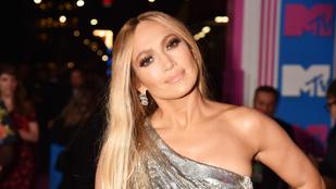 Jennifer Lopez találkozott a hasonmásával