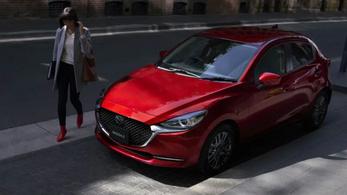 Ráncfelvarrást kap a Mazda 2