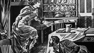 Hogyan lesz egy finom viktoriánus hölgyből betörő?