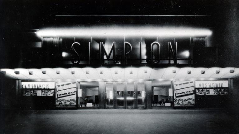 Mindenkit megdöbbentett a Simplon mozi 1934-ben