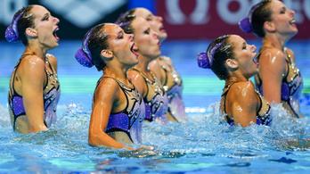 Először döntős a magyar szinkronúszócsapat a vizes vb-n