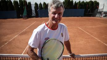 A magyar edző, akit meghívott Federer a díszpáholyába