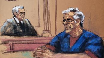 Nem szabadulhat óvadékkal a gyerekekből szexhálózatot építő Epstein