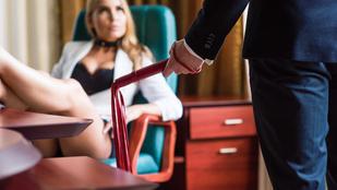 Egy ideig próbáltam lekövetni és kielégíteni a vágyait (BDSM)