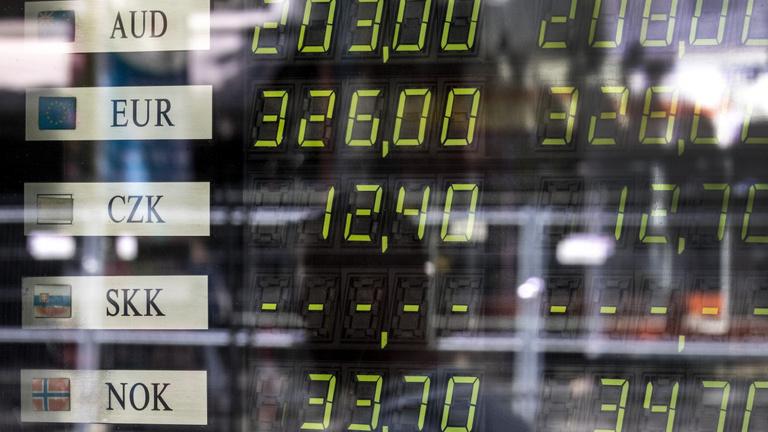 Pácban van több budapesti arab pénzváltó