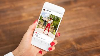 Elrejtené a lájkok számát az Instagram