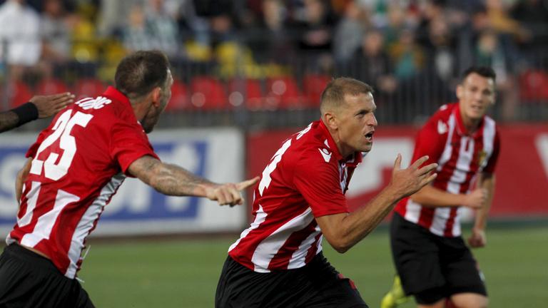 Döntetlenekkel jutott tovább mindhárom magyar klub az EL-ben