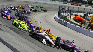 IndyCar 2019 - Lóerők a kukoricásban