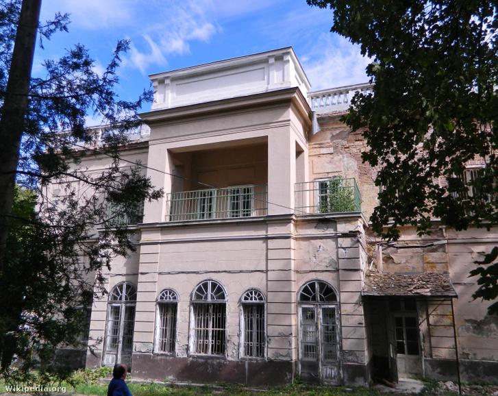 A Frivaldszky-Mauthner-Pálffy-villa