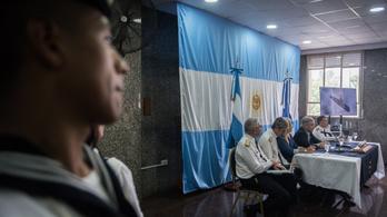 Parancsnoki hiba és pénzhiány miatt süllyedt el az argentin tengeralattjáró