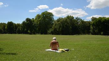 Sok napsütést és kevés felhőt ígérnek a hétvégére
