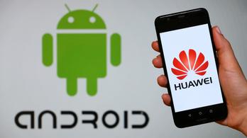 Kitart az Android mellett a Huawei