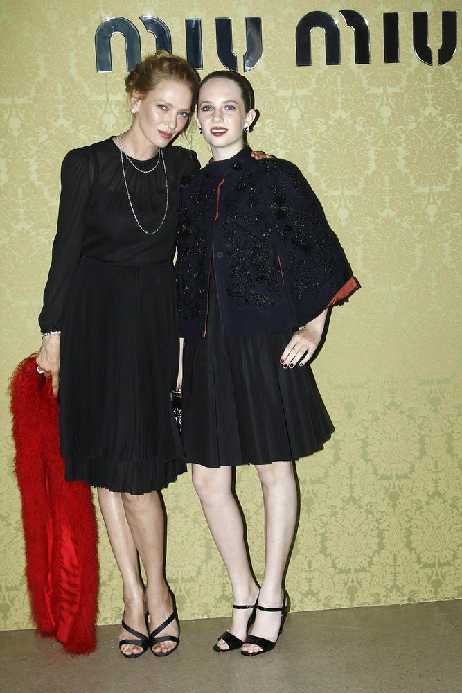 Hát Uma Thurman! A színésznő és Ethan Hawke 1997-ben, a Gattaca című film forgatásán találkoztak egymással, amiben mindketten főszereplők voltak