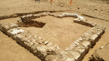 Ritka szentföldi mecsetet találtak Izraelben
