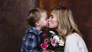 Oké-e a szájrapuszi szülő és gyerek között? Most kiderül!