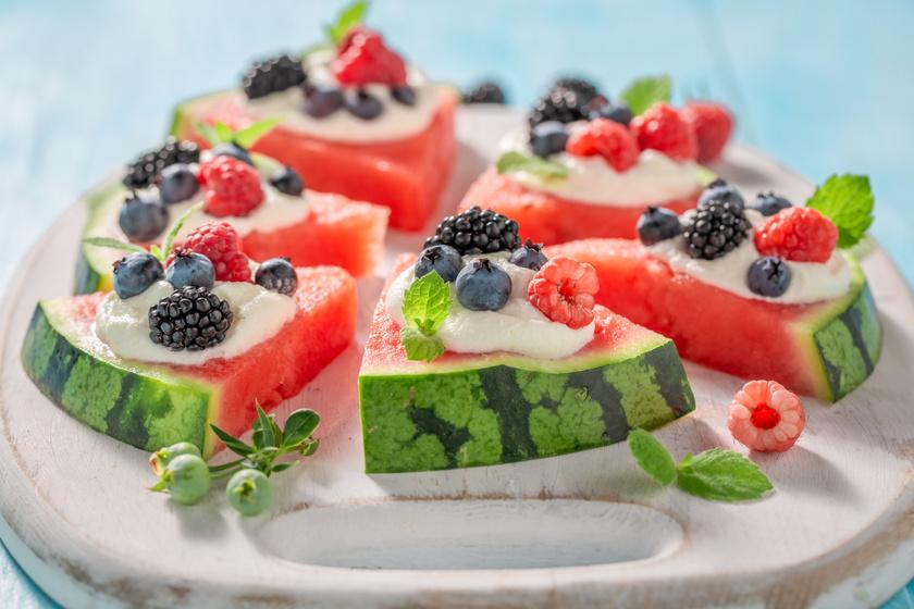 A nyár kedvenc gyümölcse, a legtöbben mégsem használják ki eléggé: így edd a dinnyét változatosan
