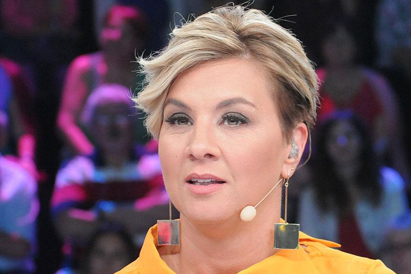 Ábel Anita kínos helyzetbe került a műsorában