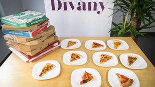 Pizzák tesztje: honnan éri meg rendelni?