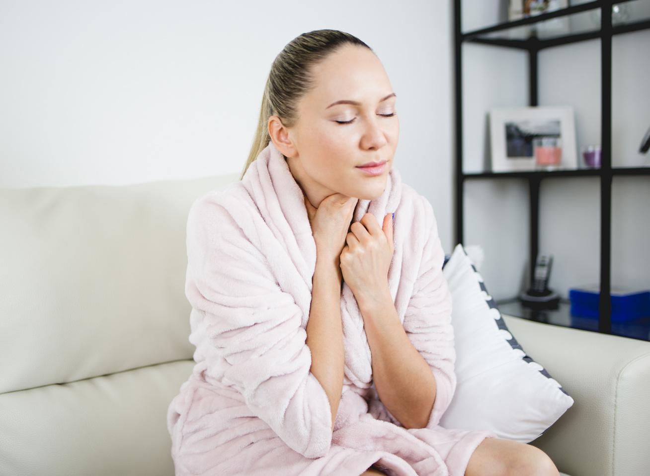 gyakori torokköszörülés, allergiás tünetek