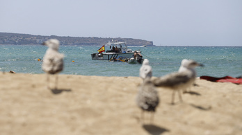 Ókori hajóroncsot találtak egy mallorcai strandon
