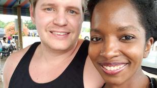 18 éves volt, az első randi után odaköltözött egy 1200 km-re lakó férfihoz