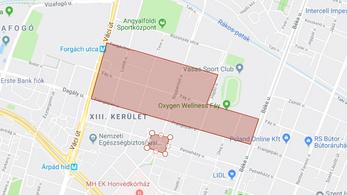 Változik az elsőbbségadás rendje a XIII. kerület több utcájában