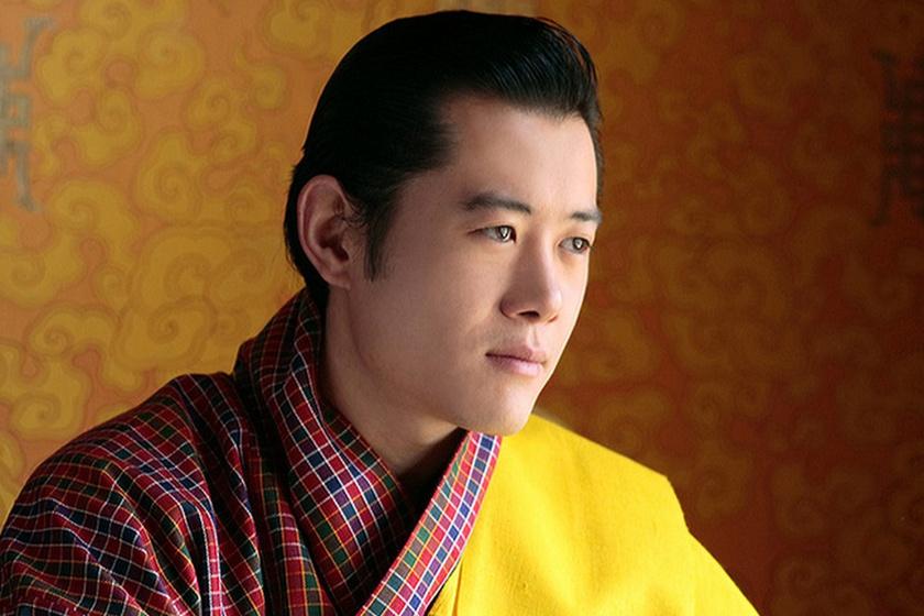 Dzsigme Keszar Namgyal Vangcsuk bhutáni király.
