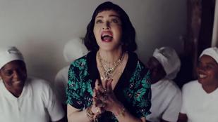 Madonna soha nem látott tempóban termel jelenleg, ha még érdekel valakit