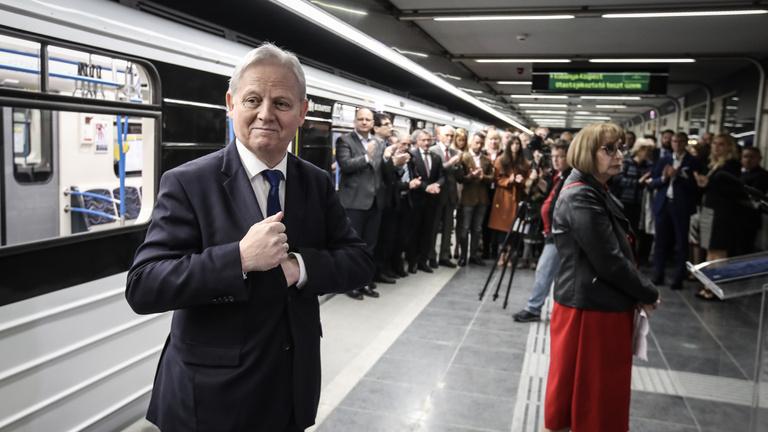 Tarlós: A HÉV-et 5-ös metrónak nevezni a világ vicce