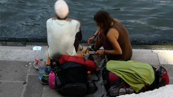 300 ezer forintba került egy német párnak a kávézás Velencében