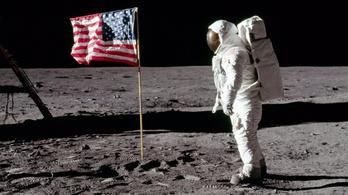 Ma ötven éve, hogy leszálltunk a Holdon