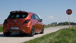 Opel Corsa OPC Nürburgring edition - 2012